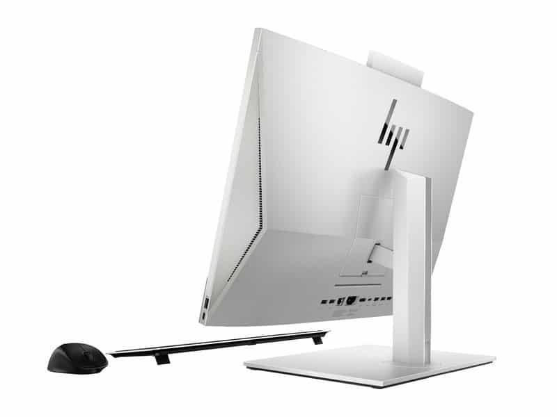 HP EliteOne 800 G6 back view